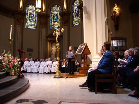Celebration of the Sisters of the Holy Names