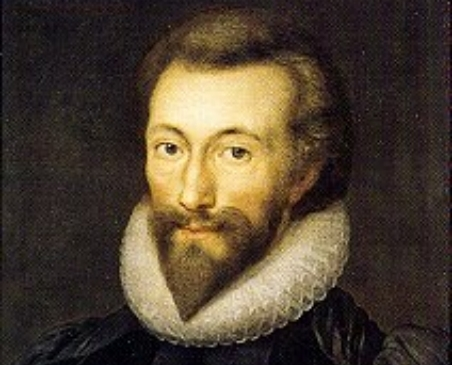 John Donne, my poet-hero
